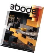 Abode Magazine - January-February 2015
