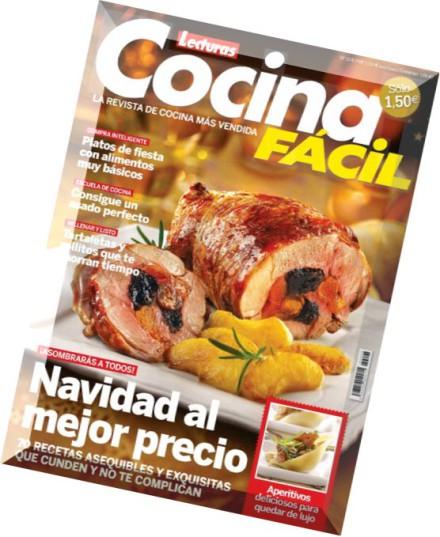 Download cocina facil diciembre 2014 pdf magazine - Videos cocina facil ...