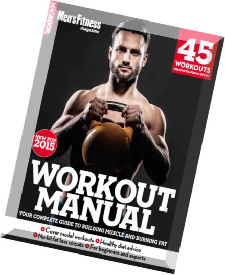 Men S Fitness Workout: Download Men's Fitness Workout Manual 2015