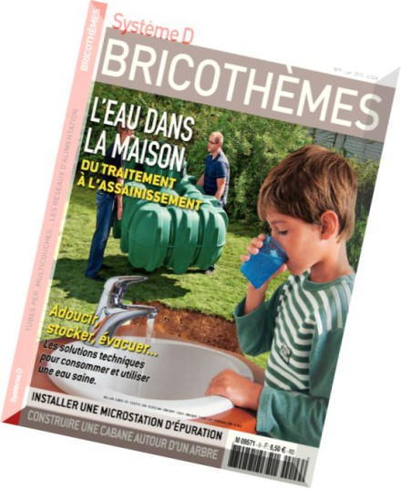 download systeme d bricothemes n 9 juin 2012 pdf magazine. Black Bedroom Furniture Sets. Home Design Ideas