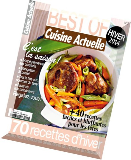 download cuisine actuelle best of n 2 hiver 2014 pdf