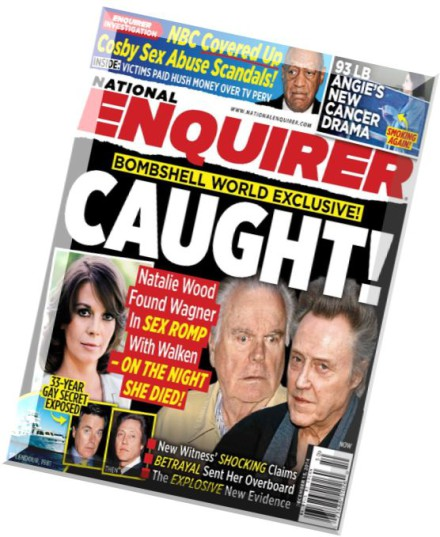 The National Enquirer: Celebrity Enemy No. 1? - ABC News