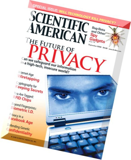 Download Scientific American – September 2008 - PDF Magazine