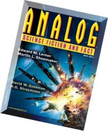 Analog Science Fiction and Fact – May 2013