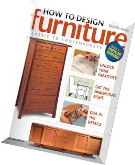 Download Fine Woodworking How To Design Furniture Fall