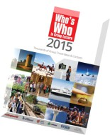 Who's Who in Group Leisure 2015