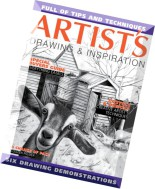 Artists Drawing & Inspiration Magazine Issue 15, 2014