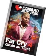 Canard Jeux Video N 22 - Novembre 2014
