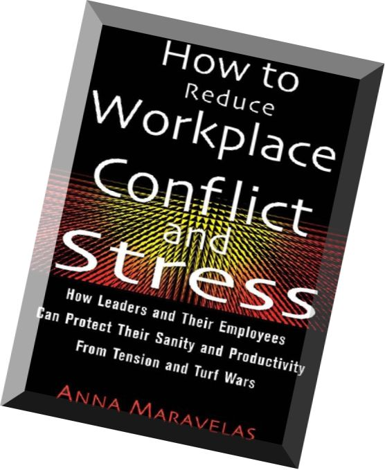 reducing stress in the workplace pdf