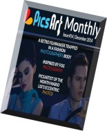 PicsArt Monthly - December 2014