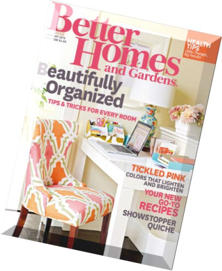 Download Better Homes And Gardens January 2015 Pdf
