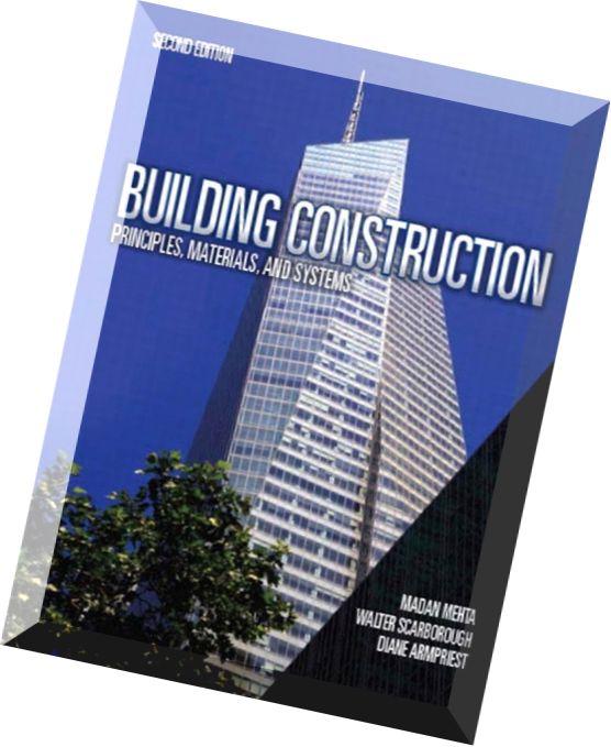 Principles Building Construction Building Construction