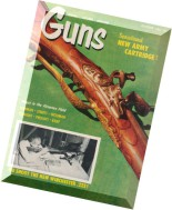 Guns Magazine - October 1964