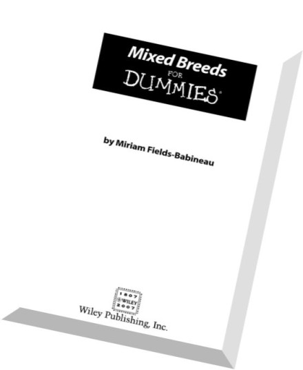 Download Mixed Breeds For Dummies Pdf Magazine