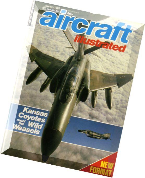 AIRCRAFT ILLUSTRATED SPECIAL STEALTH USAF F-117 B-1 YF-22 YF-23 MH-53J MH-60K AC