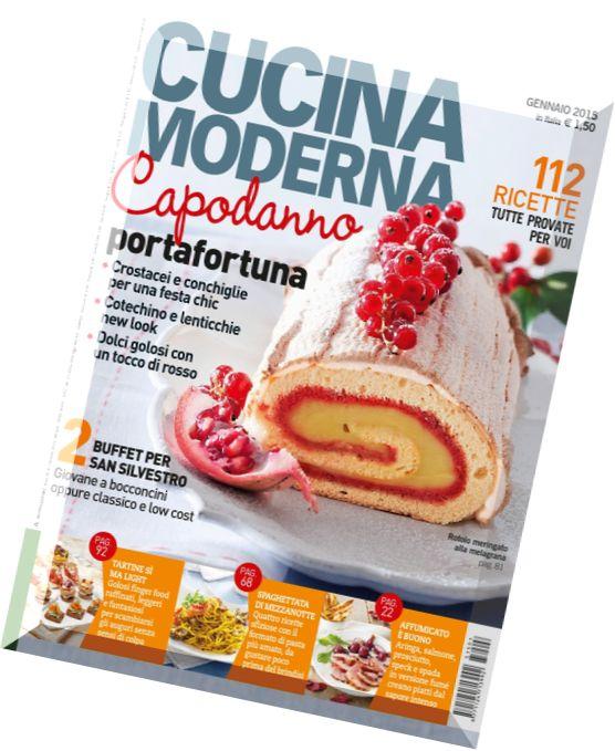 Download cucina moderna gennaio 2015 pdf magazine - Cucina moderna magazine ...