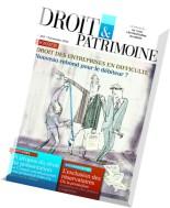 Droit & Patrimoine N 242 - Decembre 2014