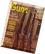 Guns Magazine - November 1964