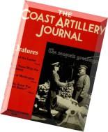 Coast Artillery Journal - November-December 1936