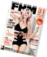 FHM Russia - December 2014