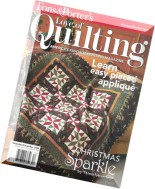 Love of Quilting 2008'11-12