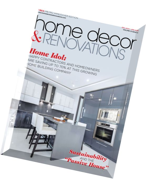 Download Vancouver Home Decor Renovations December