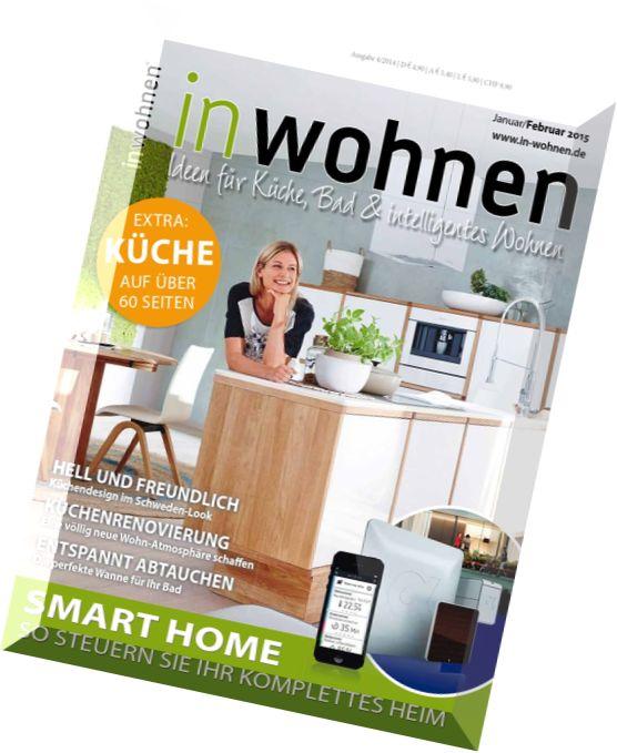 download in wohnen 04 2014 januar februar 2015 pdf. Black Bedroom Furniture Sets. Home Design Ideas