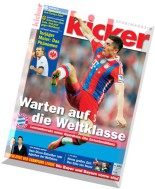 Kicker Sportmagazin 102-2014 (15.12.2014)
