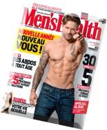Men's Health France N 71 - Janvier-Fevrier 2015