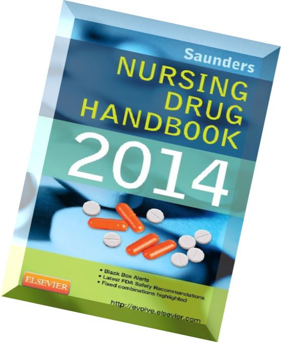 Nursing drug handbook pdf download