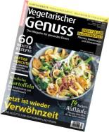 Vegetarischer Genuss Magazin Dezember 2014 - Januar N 01 2015
