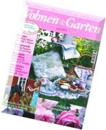 Wohnen und Garten Magazin Juni N 06, 2012