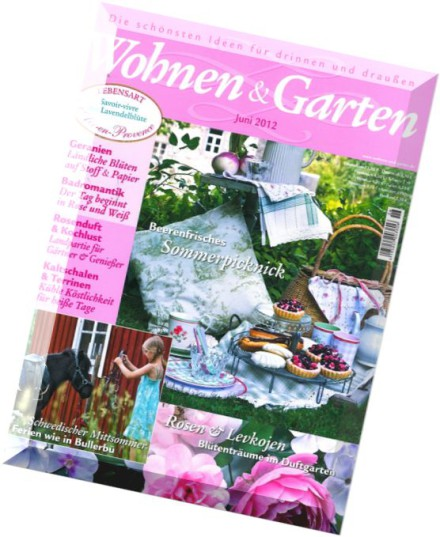 download wohnen und garten magazin juni n 06 2012 pdf. Black Bedroom Furniture Sets. Home Design Ideas