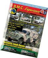 BMC Experience - January-March 2015