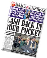 Daily Express - Wednesday, 17 December 2014