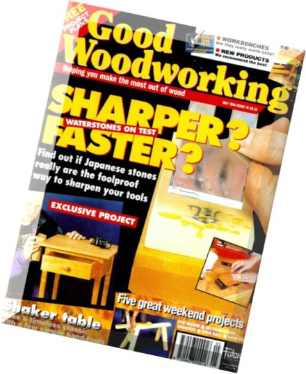 Download Good Woodworking Issue 19, May 1994 - PDF Magazine