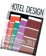Hotel Design Magazine - December 2014