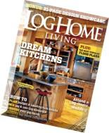 Log Home Living - February 2015
