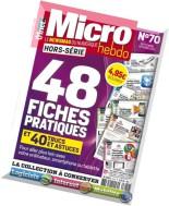 Micro Hebdo Hors-Serie N 70 - Septembre-Octobre 2012