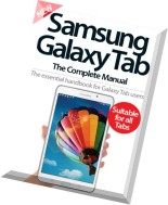 Samsung Galaxy Tab The Complete Manual 2014
