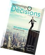 Technology Decisions - October-November 2014
