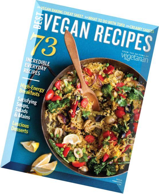 Vegetarian Times – Best Vegan Recipes 2014