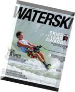 Water Ski - Fall 2014