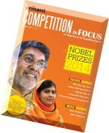 Competition in Focus - December 2014