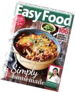 Easy Food - January 2015