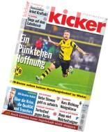 Kicker Magazin N 103, 18 Dezember 2014