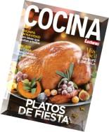 Lecturas Especial Cocina - Diciembre 2014