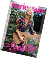 Marie Claire Italia - Gennaio 2015