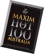 Maxim Special Hot 100 Girls 2014 (Australia)