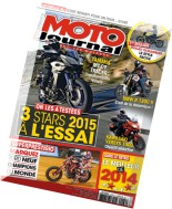 Moto Journal N 2126 - 18 au 24 Decembre 2014